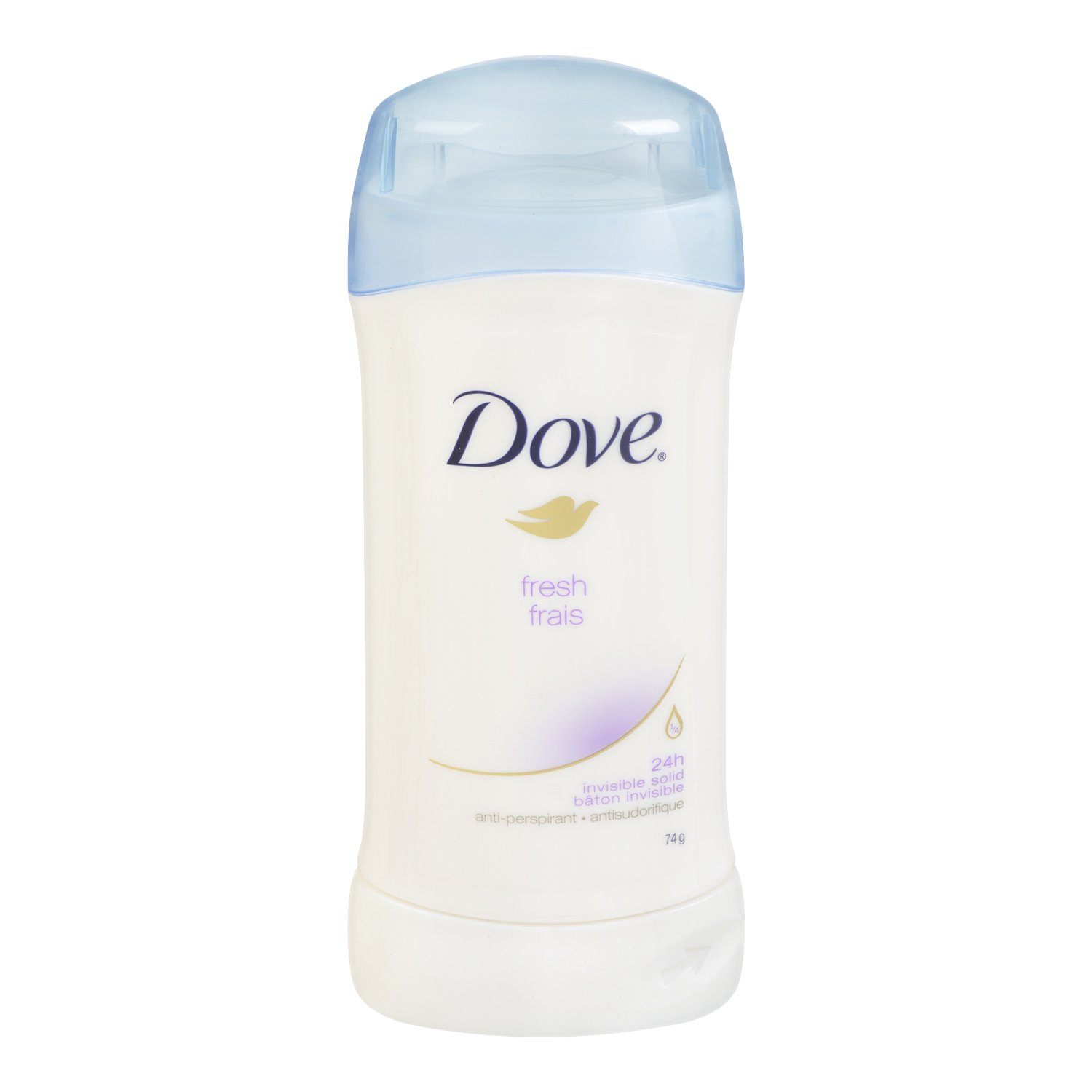 Dove Fresh Anti-Perspirant Solid 74g