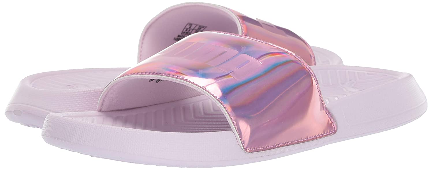 787aac0b082 Puma Women s Popcat Chrome Slide Sandal  Buy Online at Low Prices in India  - Amazon.in