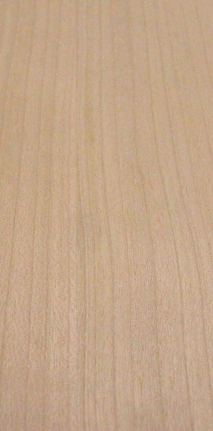 "Fumed Larch wood veneer edgebanding 7//8/"" x 120/"" preglued with hot melt adhesive"