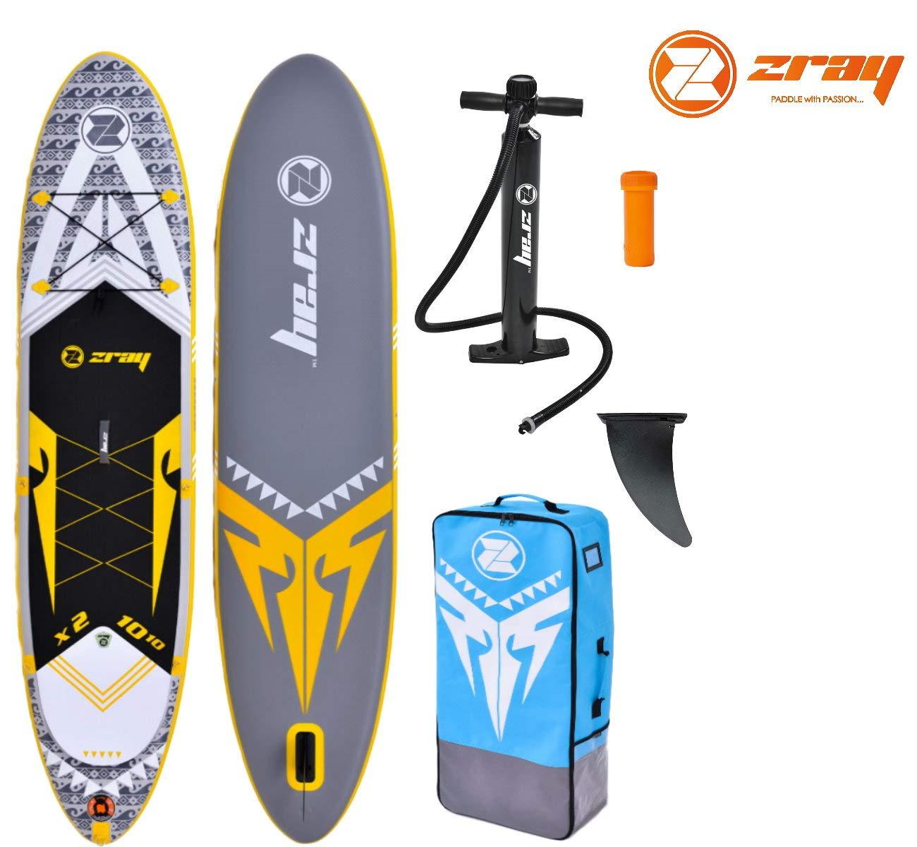 Zray X-Rider X2 10.10 Sup - Tabla de Surf con Asiento para Kayak ...