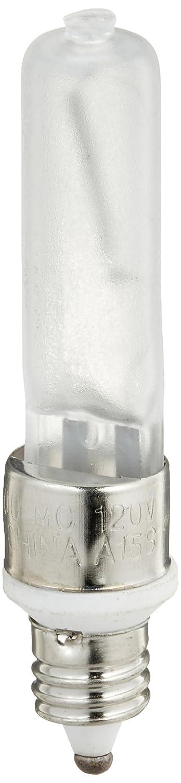 GE 16452 100W Halogen Lamps