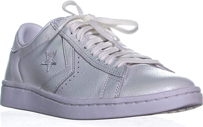 converse leather mujer