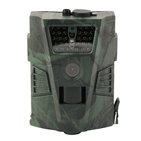 MING HT001 Cámara de caza HD impermeable cámara de Juego nocturna por infrarrojos cámara de vigilancia