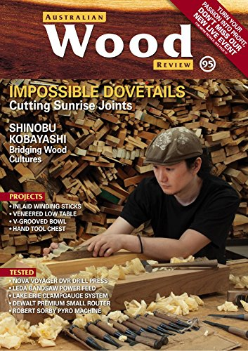 Wood Review: Impossible Dovetails