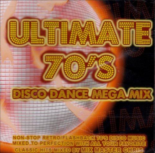 Ultimate 70s Disco Dance Mega Mix