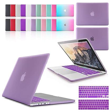 GUPi - Carcasa rígida para MacBook Pro (Incluye Teclado ...