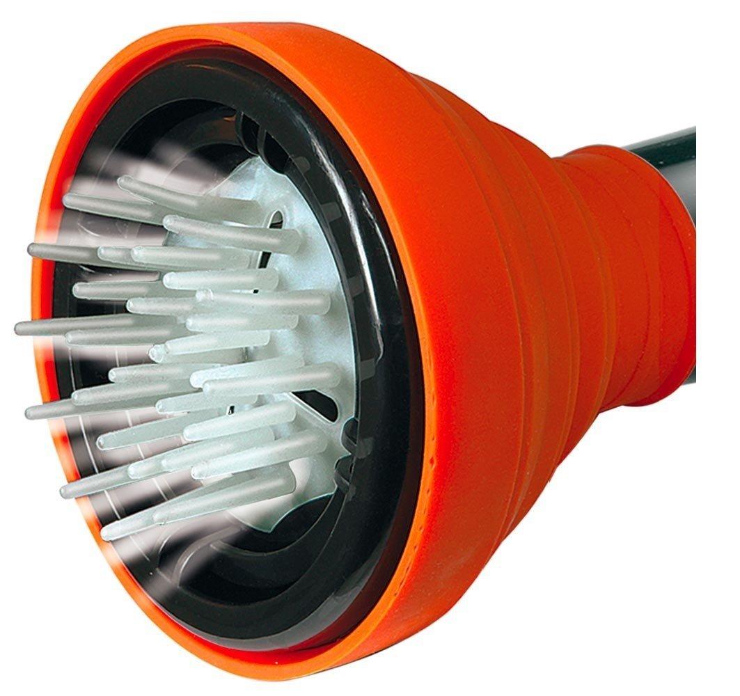Johnson - Difusor Universal para pelo rizado, secador profesional universal, vibrante con masaje Johnson elettrodomestici srl