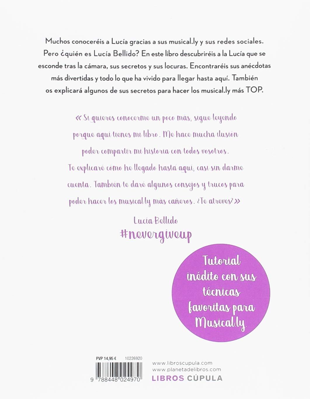 Never give up: Secretos de una muser: 1 (Hobbies): Amazon.es ...