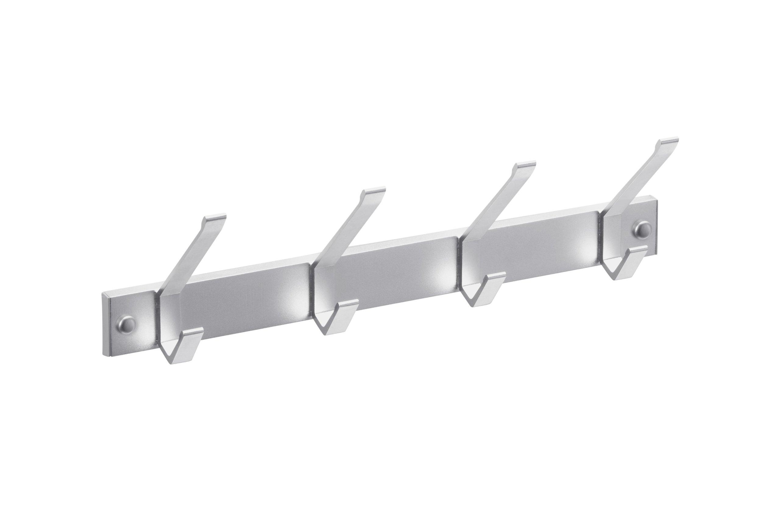 Meister 262839 Aluminium Panel with 4 Hooks