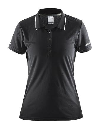 Craft In-The-Zone Pique Polo-Shirt Women Damen