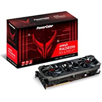 PowerColor Red AMD Radeon RX 6700 XT Gaming Graphics Card with 12GB GDDR6 Memory, Powered by AMD RDNA 2, Raytracing, PCI…