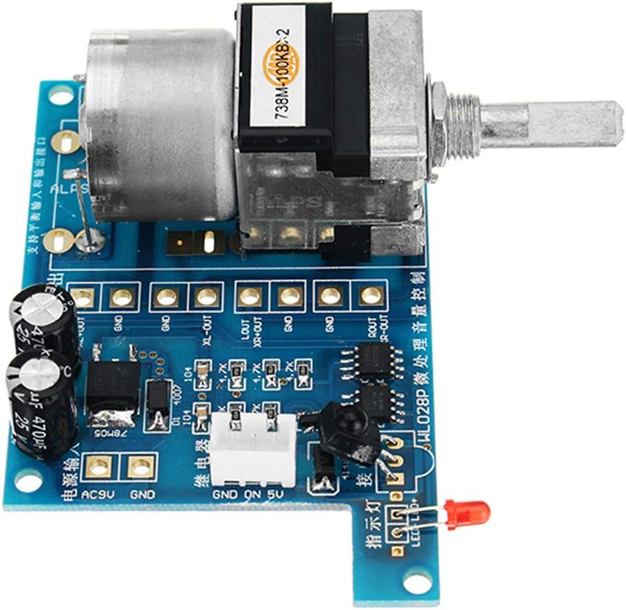 1 Stellen Sie das Potentiometer der AC DC 9V IR Fernbedienungs