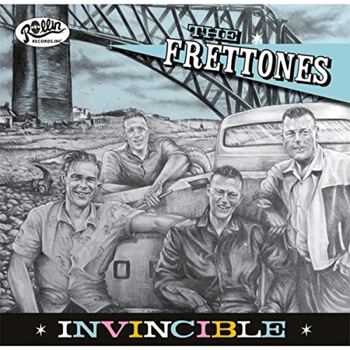 invincible by the frettones on amazon music amazoncom