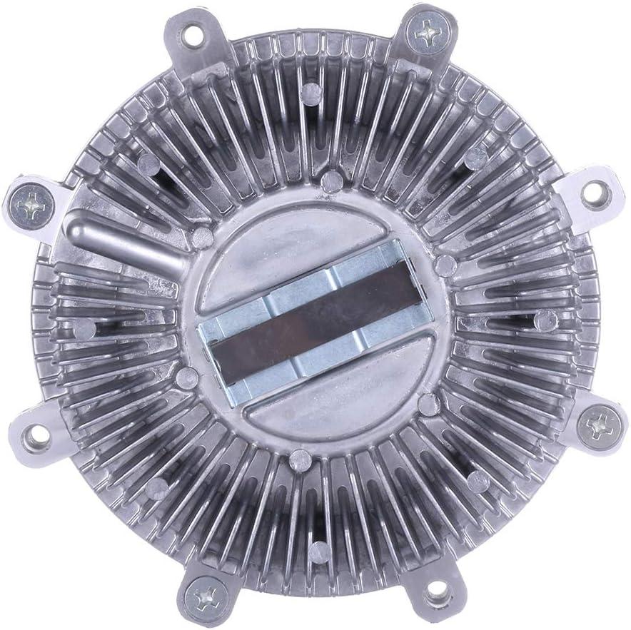 ECCPP Repuesto de Ventilador de refrigeración para Nissan 2005 ...