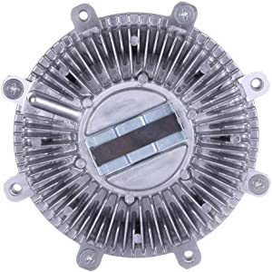 ECCPP Engine Cooling Fan Clutch Replacement fit for Nissan 2005-2014 Frontier Xterra 2012-2014 NV1500 NV2500 NV3500 2005-2012 Pathfinder 4.0L V6