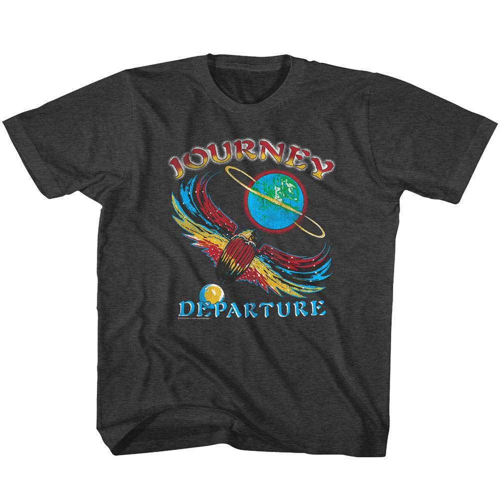 Journey Rock Band Music Group Departure Toddler T-Shirt Tee