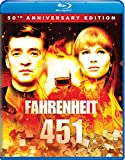 Fahrenheit 451 - 50th Anniversary Edition [Blu-ray]