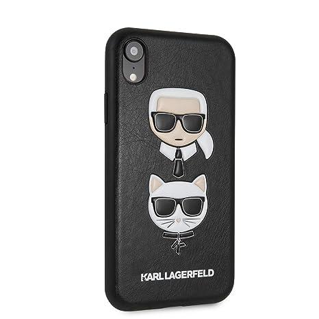 Amazon.com: Funda rígida para teléfono móvil Karl Lagerfeld ...