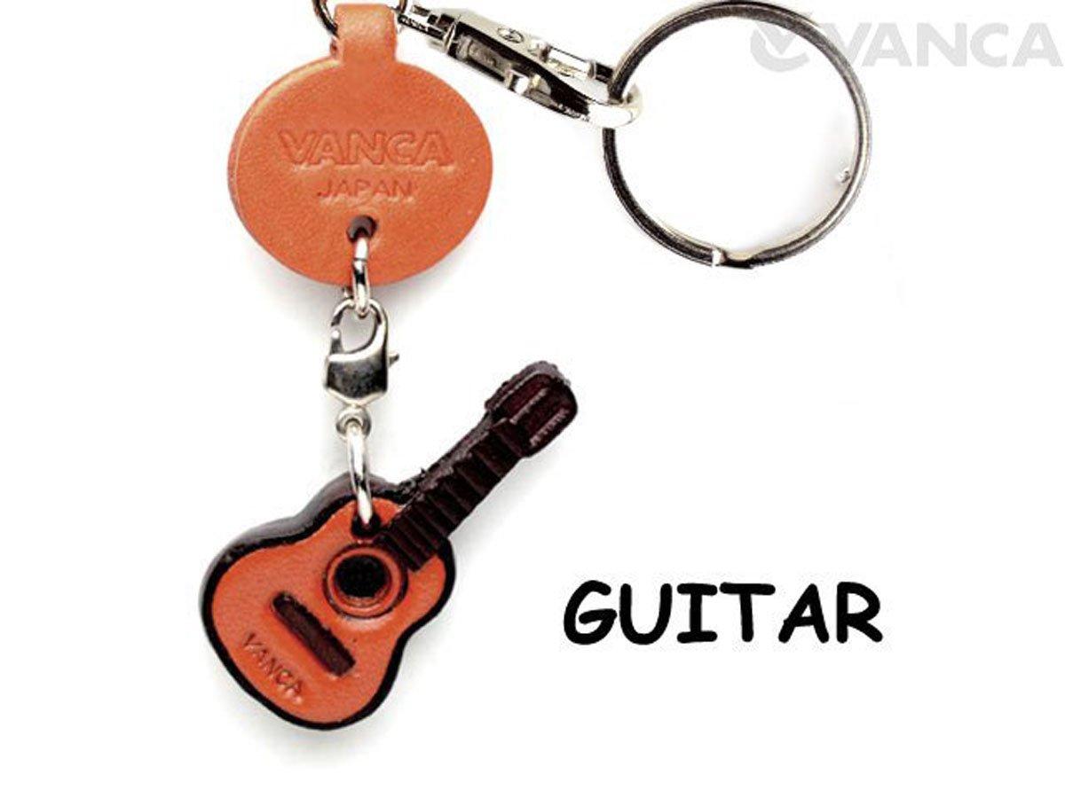 ギターLeather Goods Keychains Small B008DPVN82 VANCA Keychains VANCA craft-collectibleキーリング日本製 B008DPVN82, Mystyleインテリアストア:dcd52a48 --- awardsame.club
