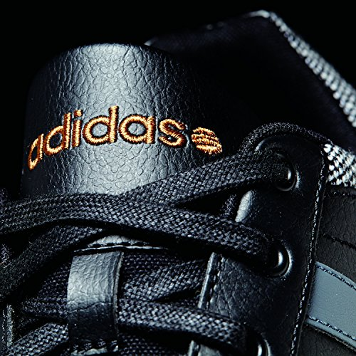 adidas Cacity - Zapatillas para hombre Negro / Gris / Plata / Marrón