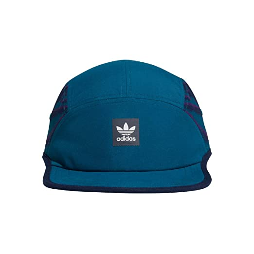 916b6c095af Amazon.com  adidas Five-Panel Court Cap Real Teal DH2583 OSFM  Sports    Outdoors