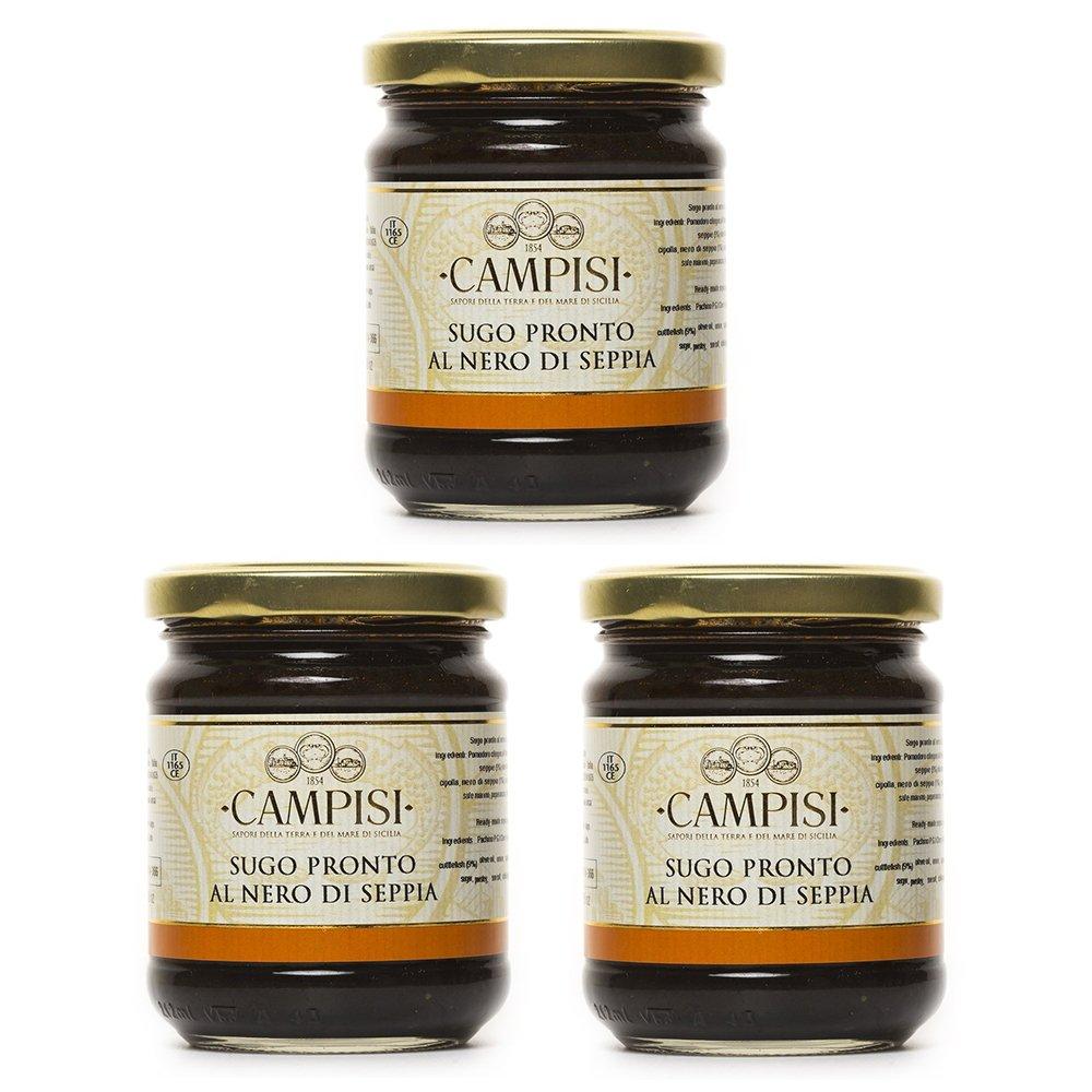Campisi | Salsas de Pescado Lista | (Atùn | 220 gr.): Amazon.es: Alimentación y bebidas