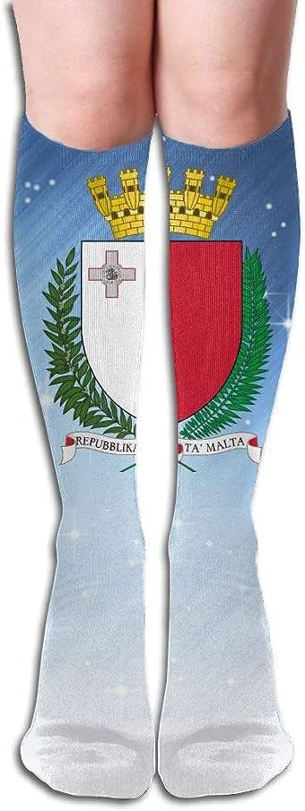 Amazon.com: Design Coat Of Arms Of Malta Unisex Full Socks
