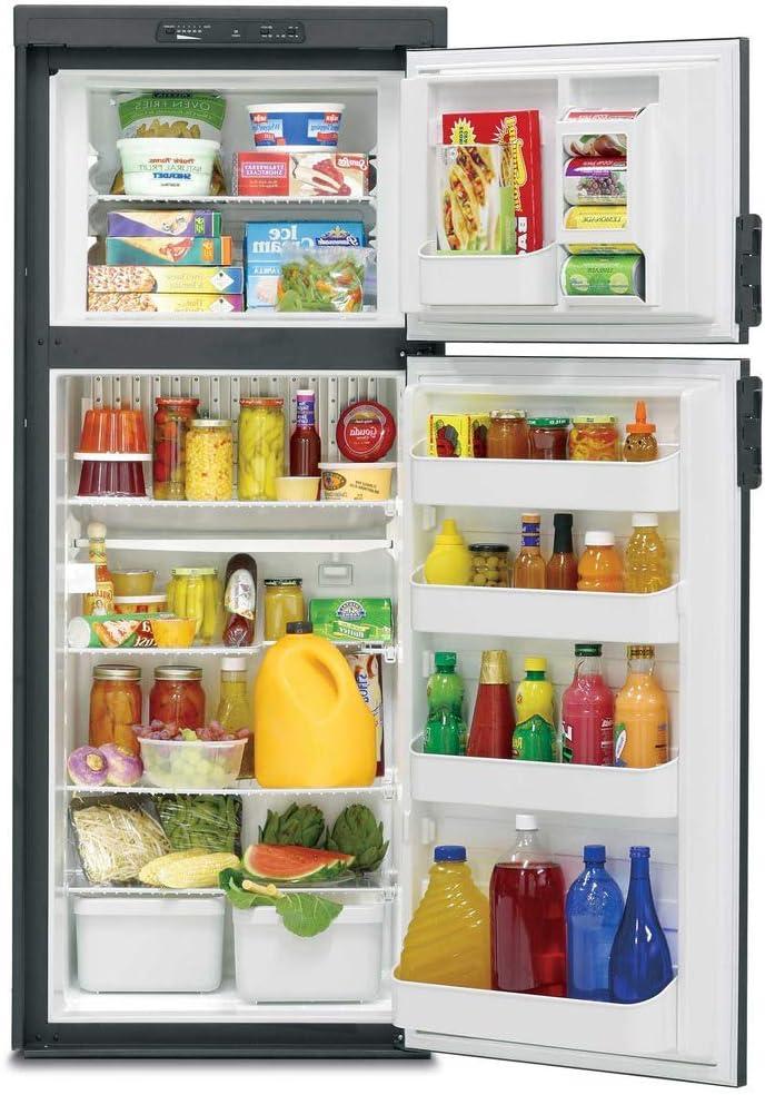 2-Way 6 Cu Ft Dometic DM2652RB Americana Double Door RV Refrigerator