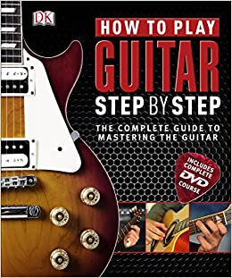 Buy how to play guitar step by step the complete guide to buy how to play guitar step by step the complete guide to mastering the guitar step by step book dvd book online at low prices in india how to play ccuart Choice Image