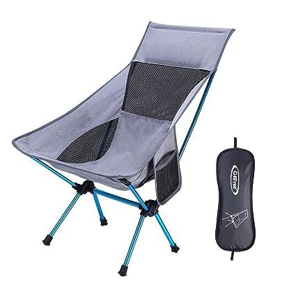 Amazon.com: Sillas de camping portátiles Bycws, plegables ...