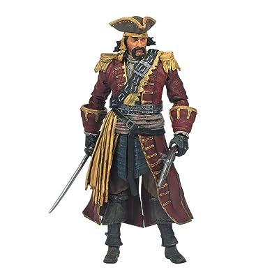 Assassins Creed Series 1 Black Bart Bartholomew Roberts Action-Figur