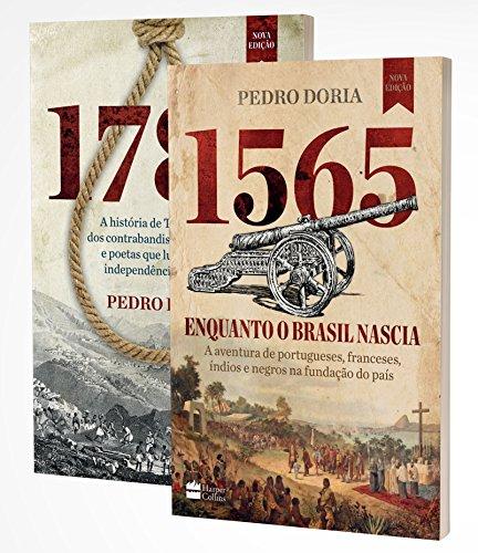 Coleção História do Brasil. 1789 - 1565
