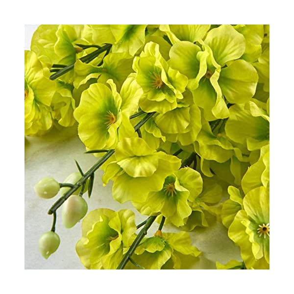 Factory-Direct-Craft-Spring-Green-Poly-Silk-Delphinium-Floral-Bush-For-Indoor-Decor