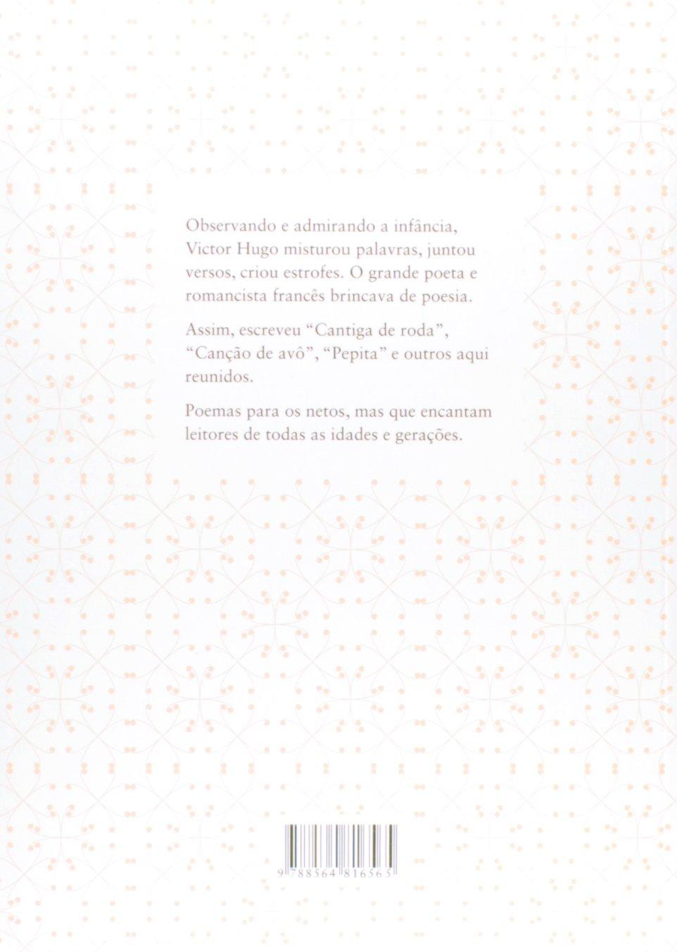 Cantos Para Os Meus Netos Poemas De Victor Hugo Victor