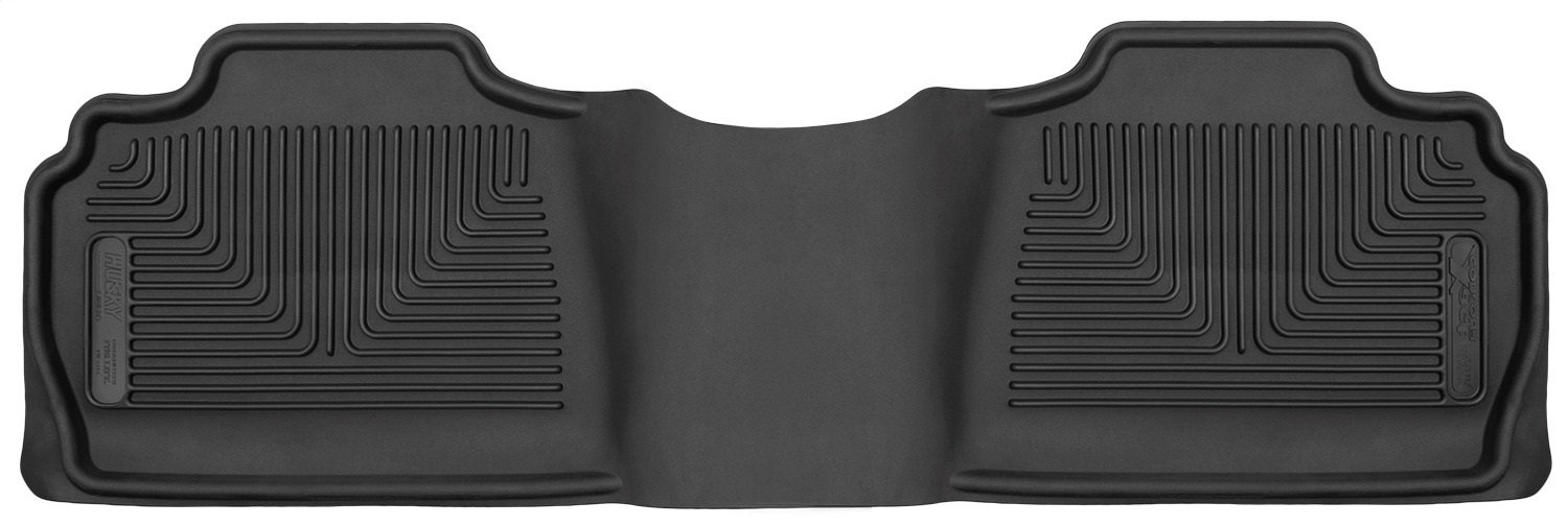 Husky Liners Center Hump Floor Liner Fits 07-13 Silverado//Sierra Crew//Ext Cab 53131