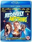 Absolutely Anything (+ UV Copy) [ NON-USA FORMAT, Blu-Ray, Reg.B Import - United Kingdom ]