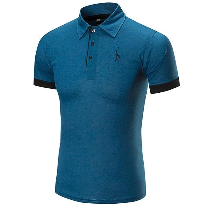 62c4dd5a3d19f Cinnamou Camisetas Hombre