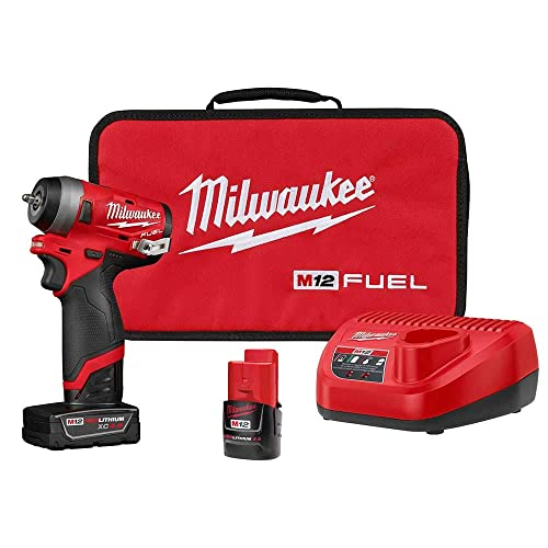 MILWAUKEE M12 FUEL Stubby 1 4 in.