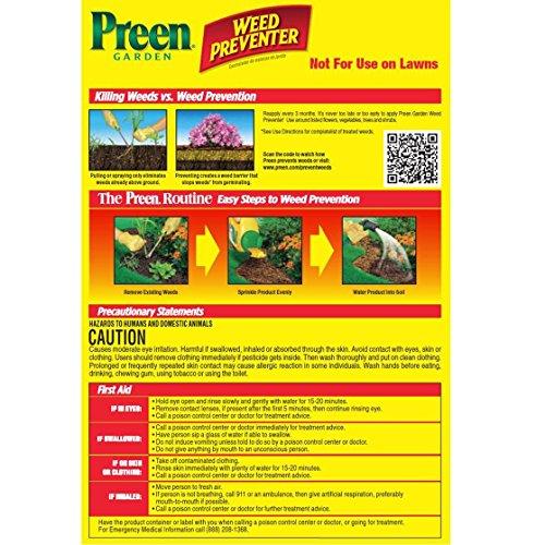 Preen Garden Weed Preventer Best Trees To Plant
