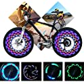Kuwan A12 Waterproof Cool Bicycle LED Wheel Spoke Lights