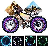 Kuwan A12 Waterproof Cool Bicycle LED Wheel Spoke Lights