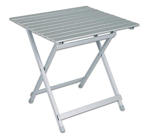 Profiline - Marco de aluminio - Mesa de camping plegable ...