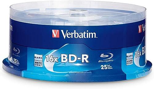Verbatim BD-R 25GB 25PK