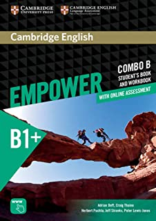 Cambridge English Empower Intermediate B1+ Combo A: Students book including Online Assesment Package and Workbook: Amazon.es: Libros en idiomas extranjeros