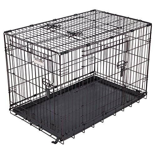 Petmate Triple-Door Great Crate Elite, by Precision