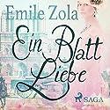 Ein Blatt Liebe Hörbuch von Emile Zola Gesprochen von: Judith Jäger