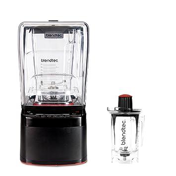 Blendtec Professional 800 Batidora de Vaso, 1800 W, 2.8 litros, Plástico Moldeado, Negro: Amazon.es: Hogar