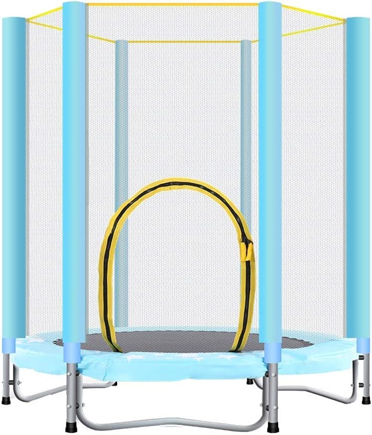 Barandilla de cama HUO Elástica Trampolín para Jardin con Trampolín Infantil Ultrasport Cama Elástica De Jardín Infantil Set Completo-Superficie De Salto