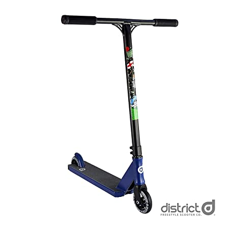 District C50R Complete Pro Stunt Scooter - Lewis Crampton ...