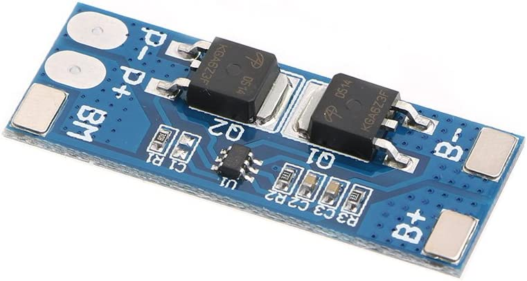 Hared 2S 8A 7.4V 8.4V BMS PCB Protection Board For 18650 Li-ion Lithium Battery Cell